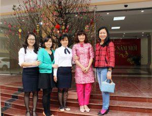 Tại Bộ môn XHNV