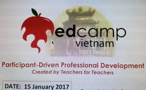 Edcamp Viet Nam- Phát triển chuyên môn.